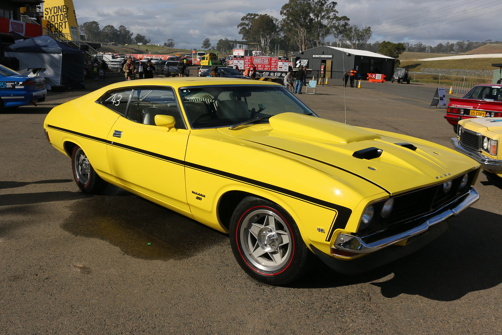 1975 Ford Falcon XB 500 GS