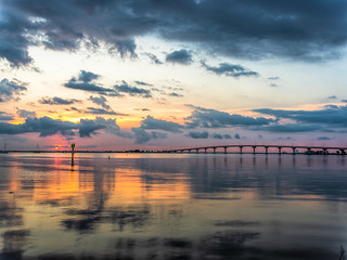 Dawn on the Indian River | by Ed Rosack
