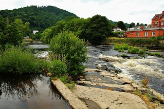 The River Dee | by Eddie Crutchley