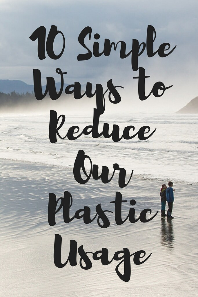 Are you looking to make some eco-friendly changes in your home? Here are some simple ways to reduce your plastic use.