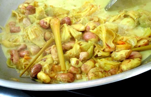 Tupang muda masak lemak 1
