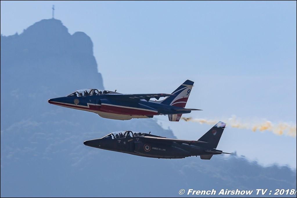 Patrouille de France , Aeroport de Chambery - Savoie Voglans , Alpes Dauphiné , alpes , Canon EOS , Sigma France , contemporary lens , Meeting Aerien 2018