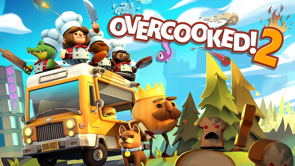 Image result for overcooked game
