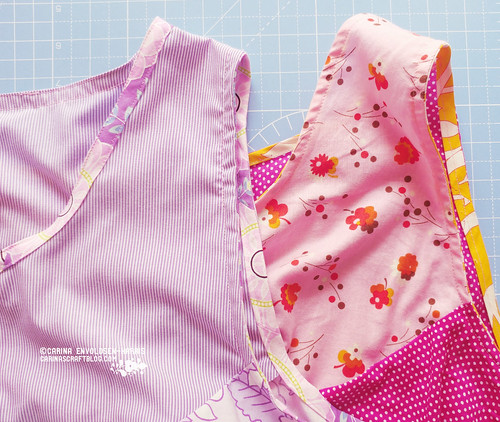 Me Made Summery Tops | by Carina » Polka & Bloom