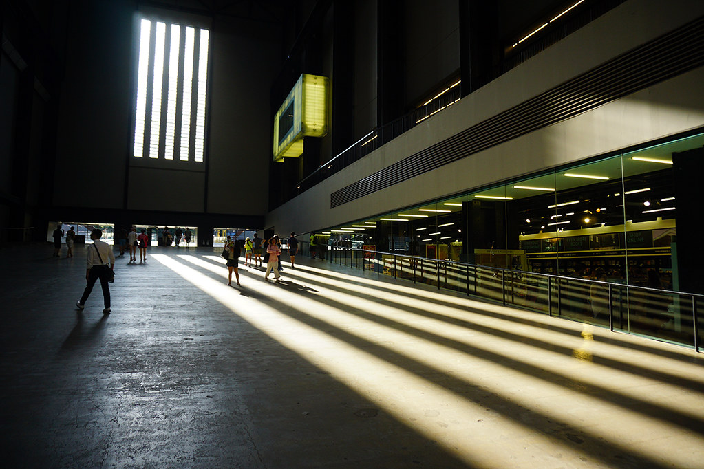 Inside the Boiler | Tate Modern, London | David BARRIE | Flickr