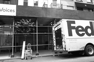 FedEx truck - NYC | by Summ....