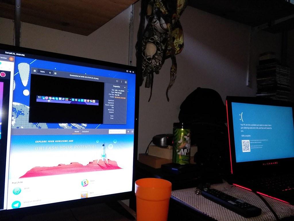 Неоспоримое преимущество Linux над Windows 10
