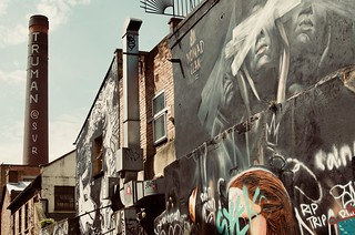 #London #BrickLane #UrbanLife | by Sandrine Vivès-Rotger photography
