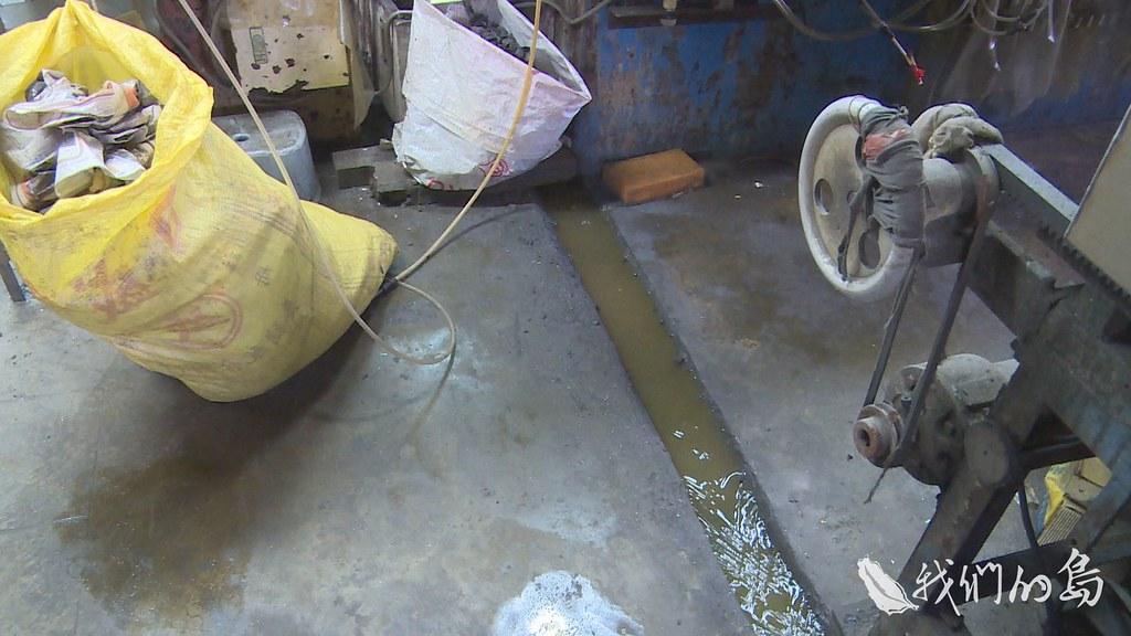 964-2-19s居民發現金屬刀具公司將在距離水井四百公尺處設廠,很擔心一旦設廠,很可能會污染水源。