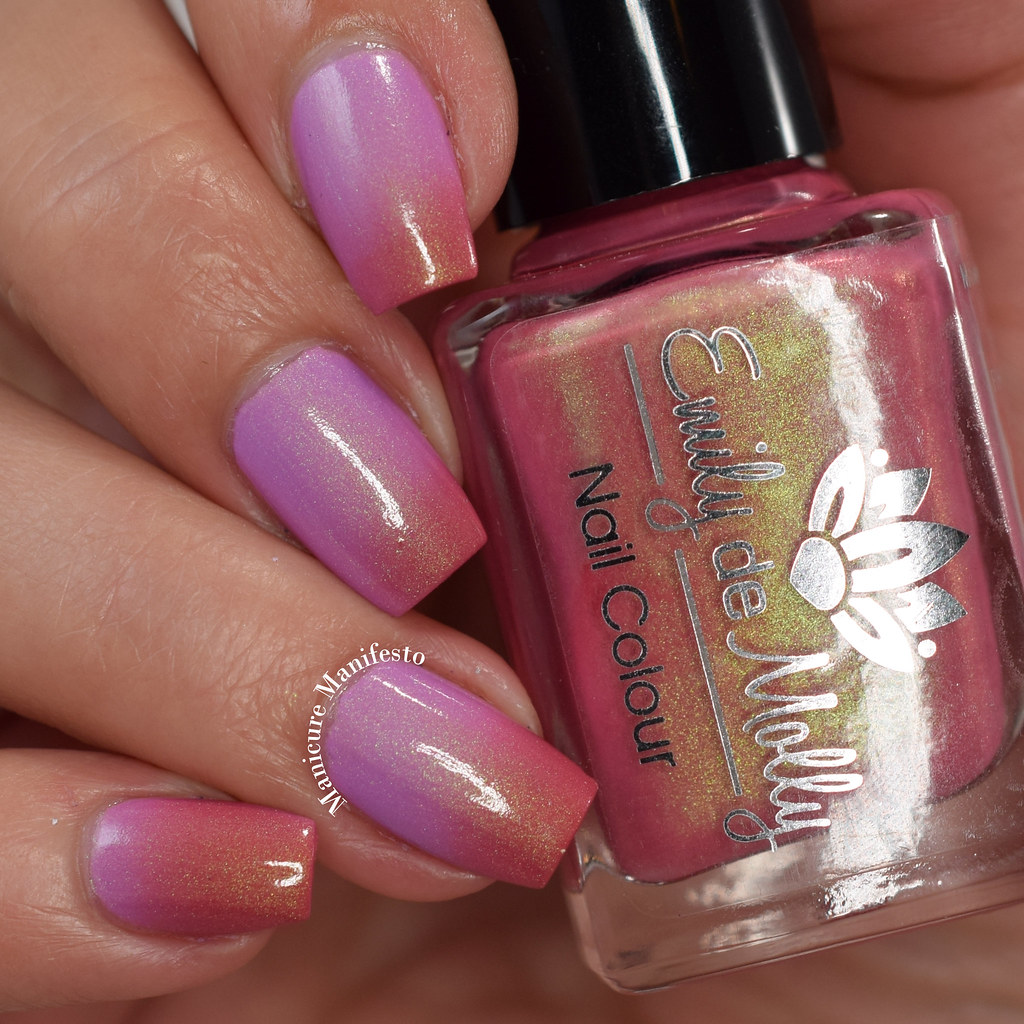 Emily De Molly Subdued Delights swatch