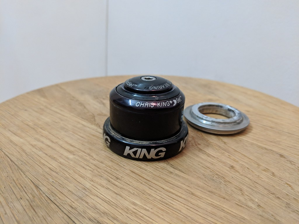 Wanted: Chris king headset to fit Cinelli vigorelli steel 2018 | LFGSS