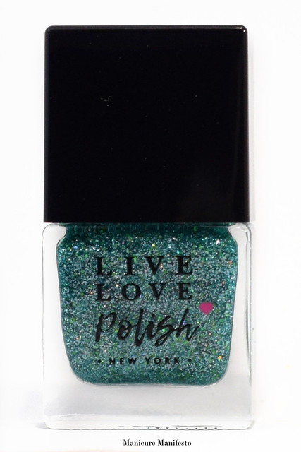 Live Love Polish That's Rich review
