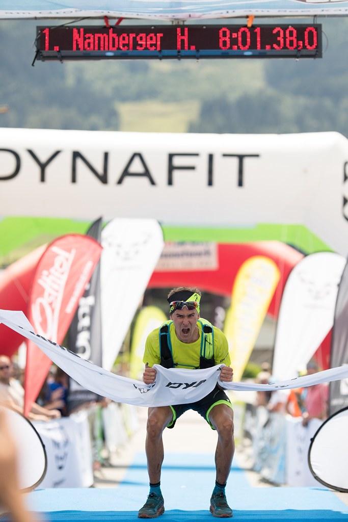 Hannes Namberger, winner of GGT 75 | (c) Markus Fruhmann
