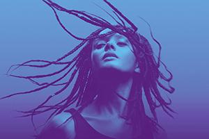 Dance Nation Poster: Blue