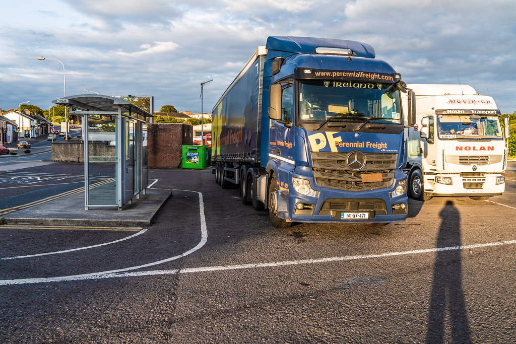 BUS EIREANN DEPOT AND BUS SHELTER  FERRYBANK WATERFORD 003