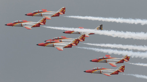 Patrulla Aguila | by Rik Terpstra Aviation