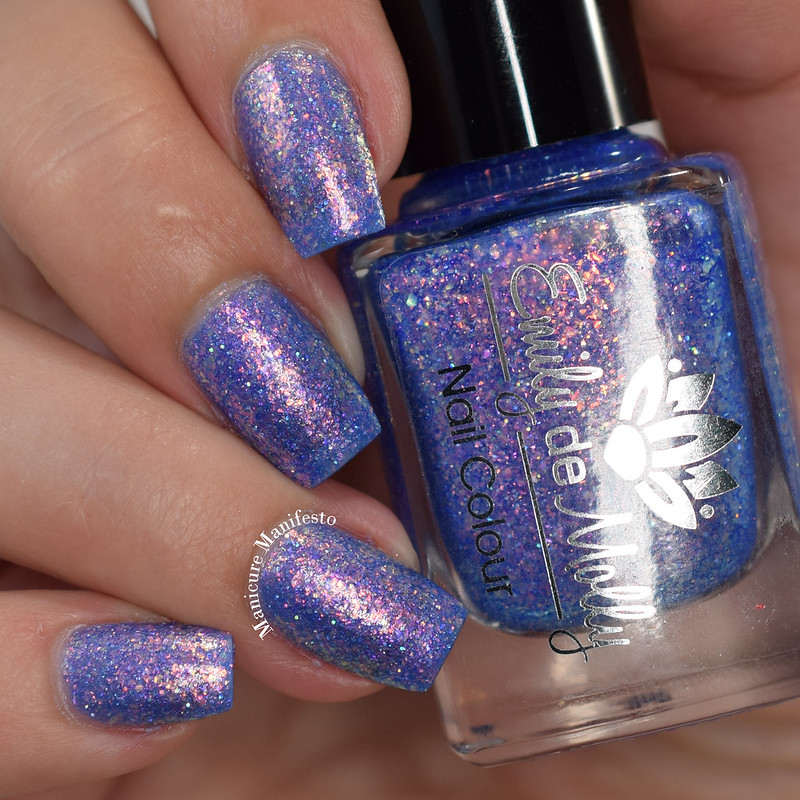 Emily De Molly Dancing Through Sunday swatch