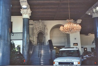 San Francisco  California  - Originally Earle C. Anthony Packard Showroom  - Interior  1927 | by Onasill ~ Bill Badzo
