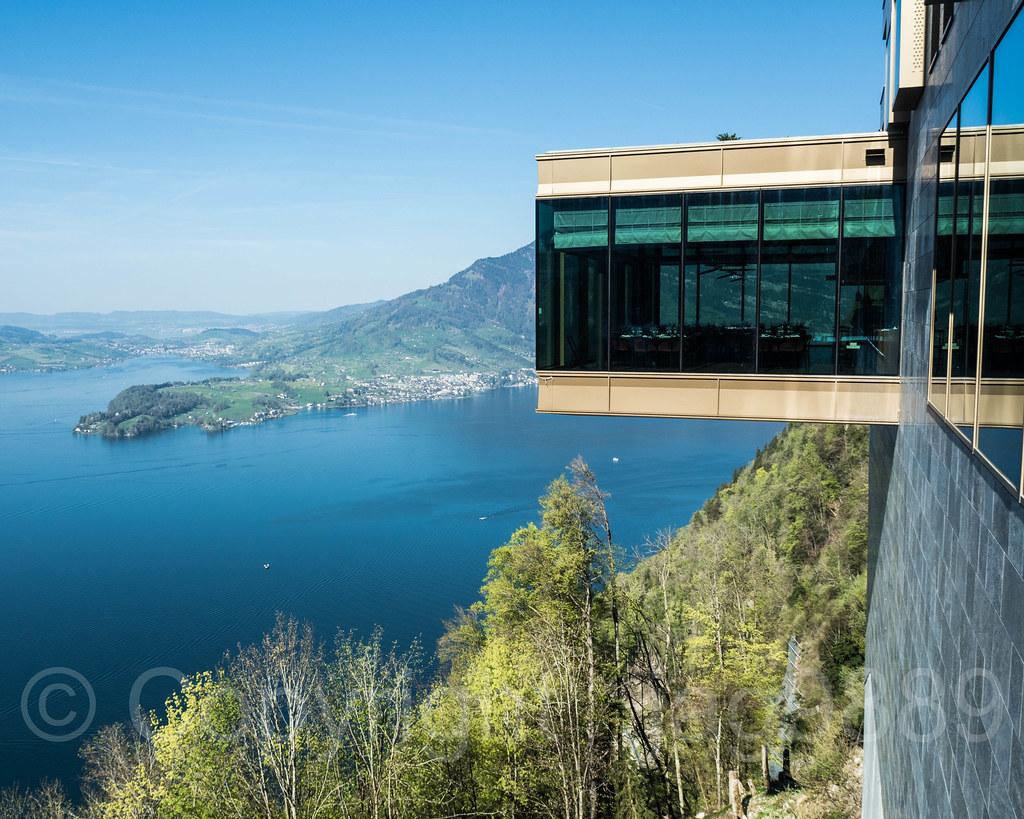 Brgenstock Resort on Lake Lucerne Canton of Nidwalden S Flickr
