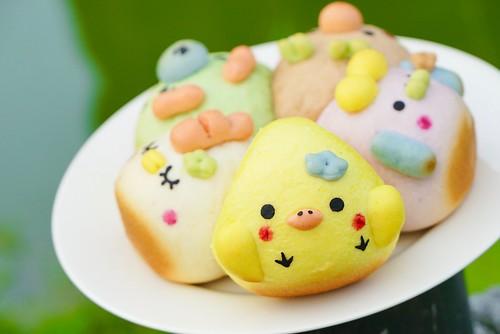 【彌月\蛋糕\試吃 第二彈】自然食。手作甜點專賣 & 小茶栽堂 10 款彌月蛋糕捲 * 非業配
