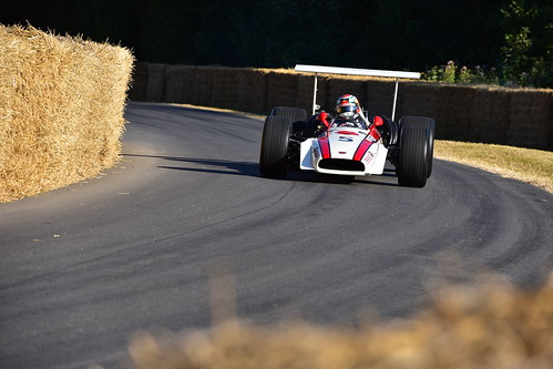 Nirei Fukuzumi, Honda RA301, Goodwood Festival of Speed 2018