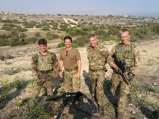Nigel Huddleston with Royal Anglian Regiment soldiers | by Nigel Huddleston MP for Mid Worcestershire