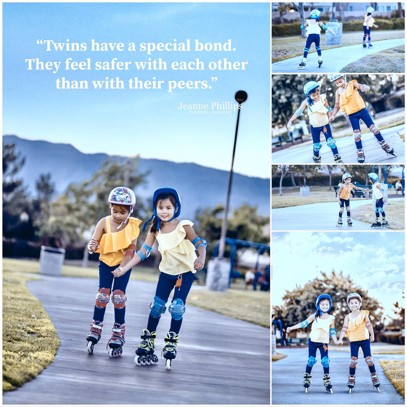 Rollerblade twins by lancelonie