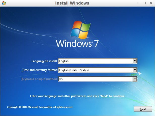 Install-Windows