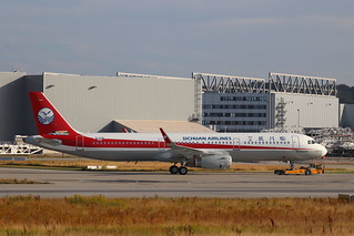 A321 Sichuan Airlines B-300A | by XFW-Spotter
