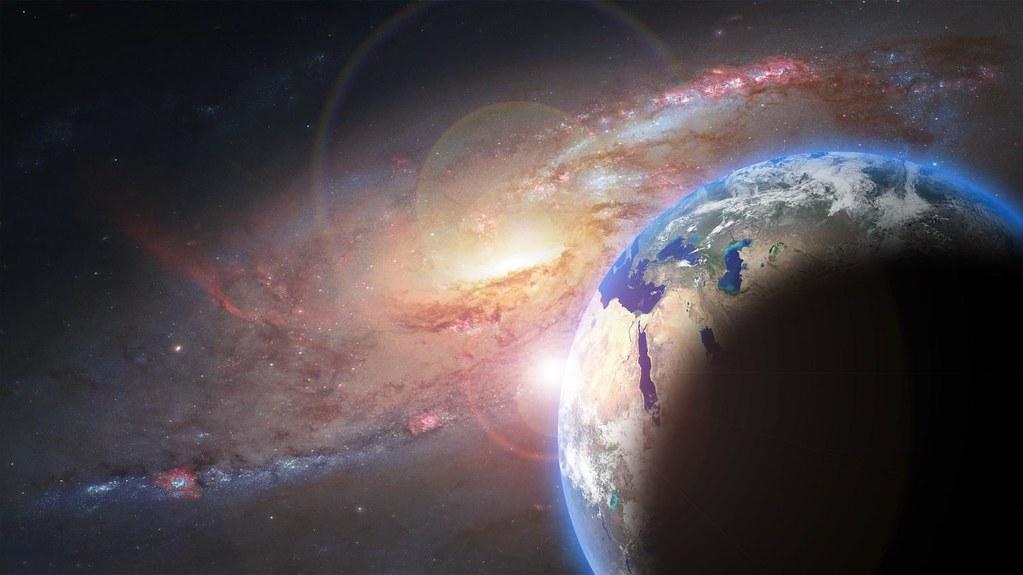 地球。CC0 Public Domain