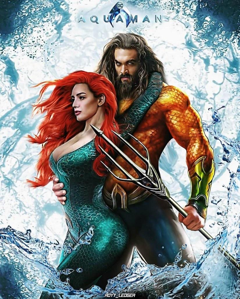 Aquaman (2018) Dual Audio HDRip 720P  x264 1.2GB