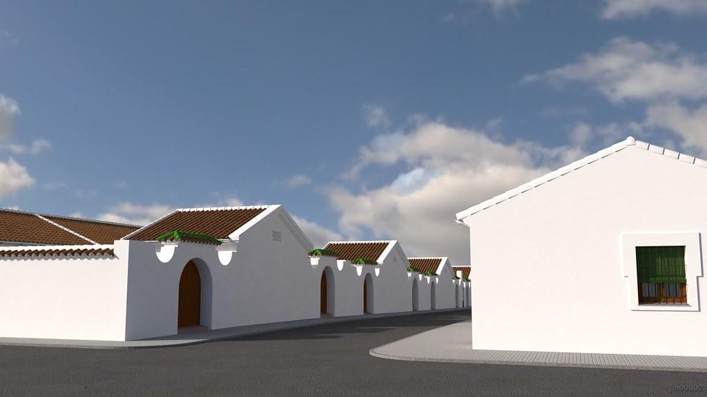 Casas baratas 54 casas baratas calle m rquez de c diz sa flickr - Casas rurales en cadiz baratas ...