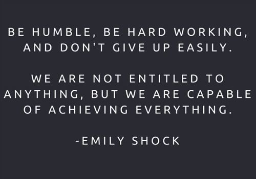 Inspirational And Motivational Quotes Be Humble Be Hard Flickr Interesting Quotes About Hardworking Picture