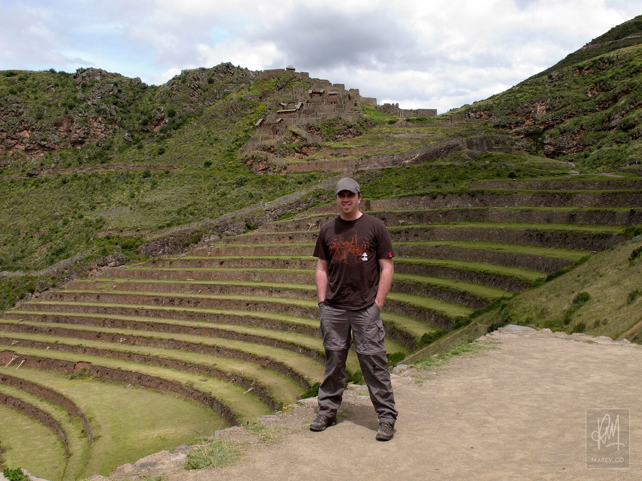 G Adventures South America: Day 9 - Ollantaytambo