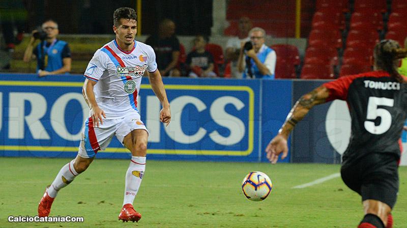 Mattia Rossetti, esordio con gol a Lentini