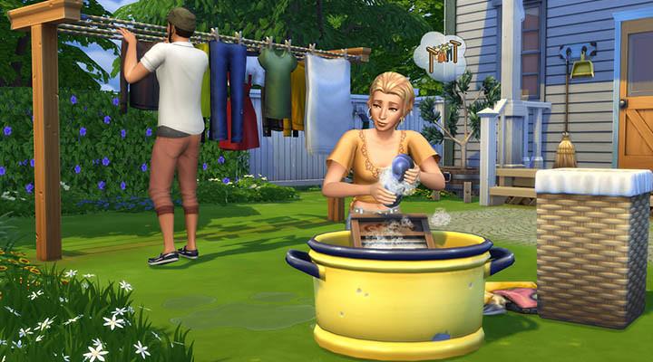 Los Sims 4 Día de Colada disponible en consolas el 14 de agosto