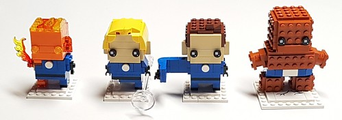 Brickheadz - Fantastic Four! | by Dodge...