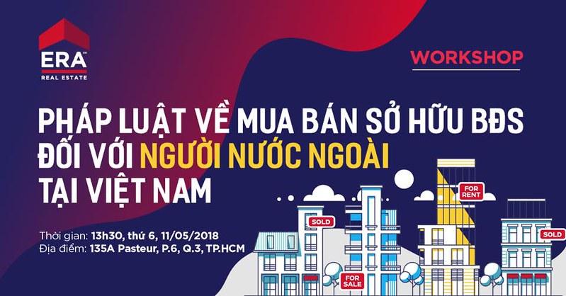 Pháp Luật về mua bán sở hữu BĐS đối với người nước ngoài tại Việt Nam