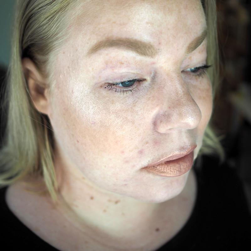 summer makeup kesameikki
