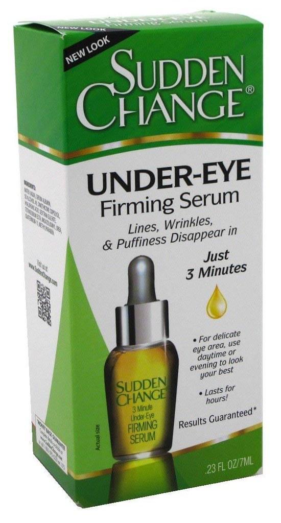 Sudden Change Under-Eye Serum | Loại 7ml