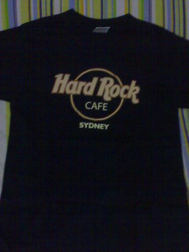 Hard Rock Cafe Sydney Jobs