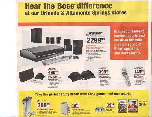 Bose PS3 | by Android King