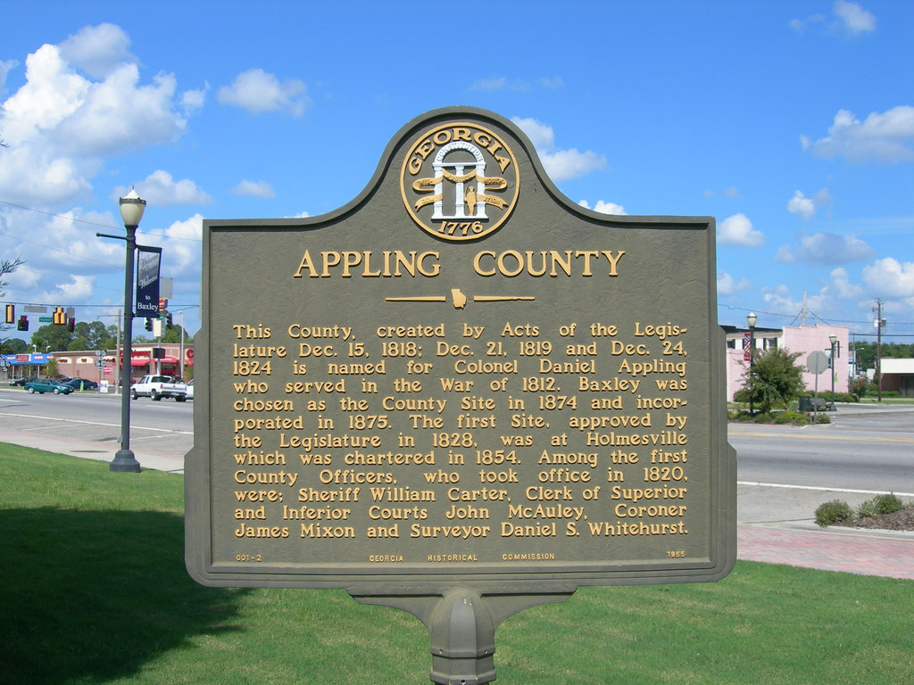 Appling County Ga Property Tax Bills