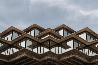 UCSD Library ZigZag | by ken mccown