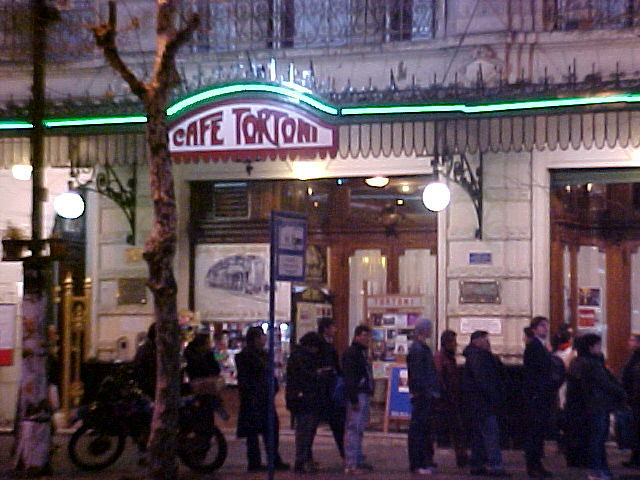 Grand Cafe Tortoni Paris