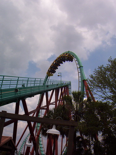Kumba at Busch Gardens Africa | by The Coaster Critic