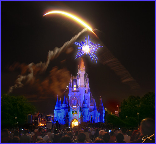 """Stargazing Wishes In Anaheim Ca: """"When You Wish Upon A Star"""