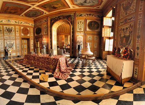 Vaux Le Vicomte Restaurant Gastronomique