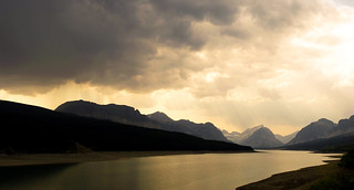 Road to Many Glacier  -  GNP | by killersnowman