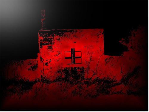 maison d labr e 39 maison d labr e 39 on black sinistrem flickr. Black Bedroom Furniture Sets. Home Design Ideas